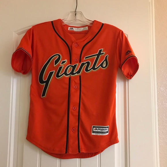 new concept 0f412 bcb23 Youth San Francisco Giants Jersey
